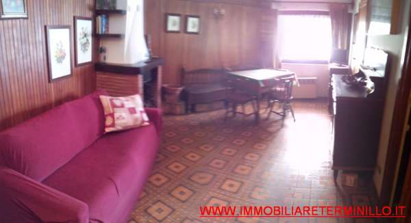 SOLO AFFITTO Terminillo IL MONTANARO ROSSO Appartamento Bi-Locale In Centro Con Camino
