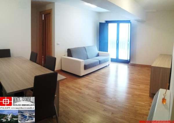 SOLO AFFITTO Terminillo CAVALLINO ROSSO Appartamento Tri-Locale NUOVISSIMO E CENTRALISSIMO