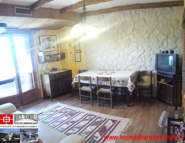 SOLO AFFITTO Terminillo IL DELIZIOSO Appartamento Tri-Locale In Centro Con Balcone 3 Camere