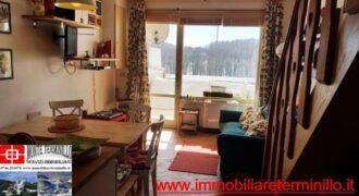 Terminillo Appartamento Termoautonomo Con Terrazzo